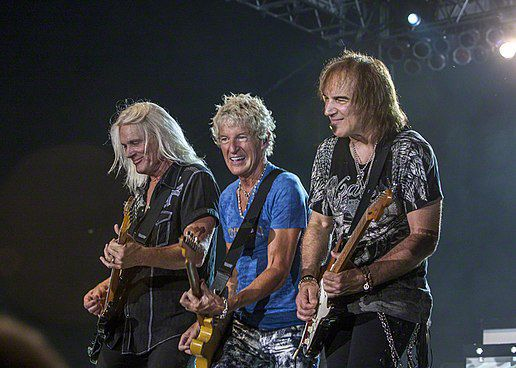 REO Speedwagon, Wikipedia photo