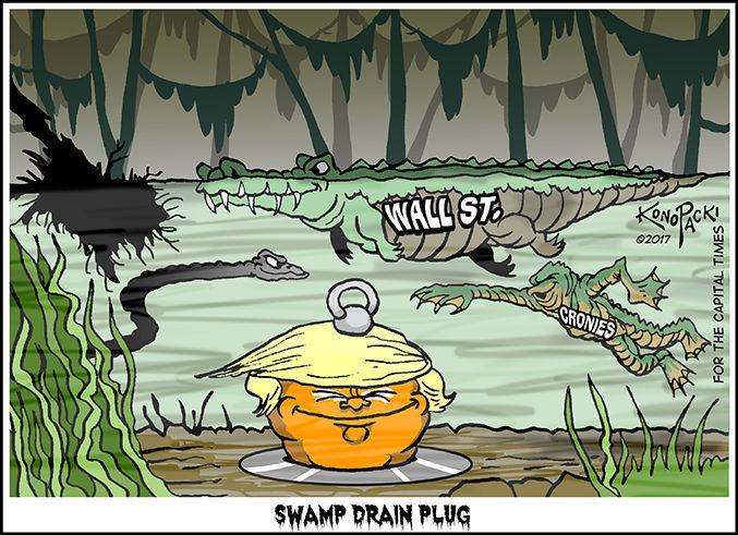 Editorial cartoon (10/4/2017)