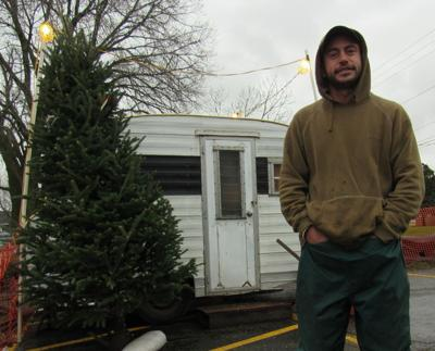 On Retail: Christmas tree sales