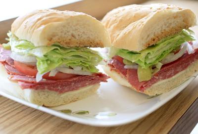 Fraboni's Italian sub