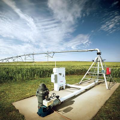 High-capacity wells