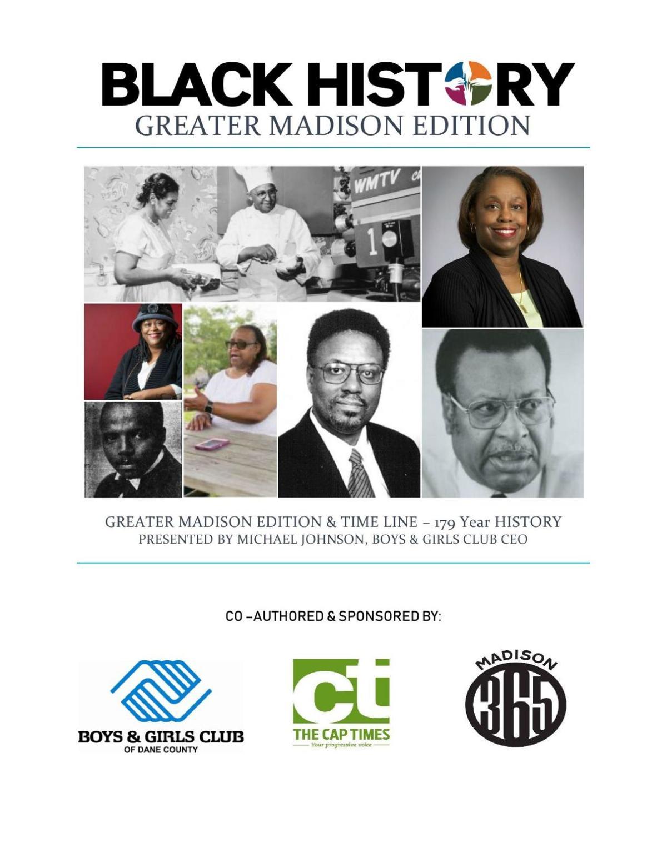 Greater Madison Black History