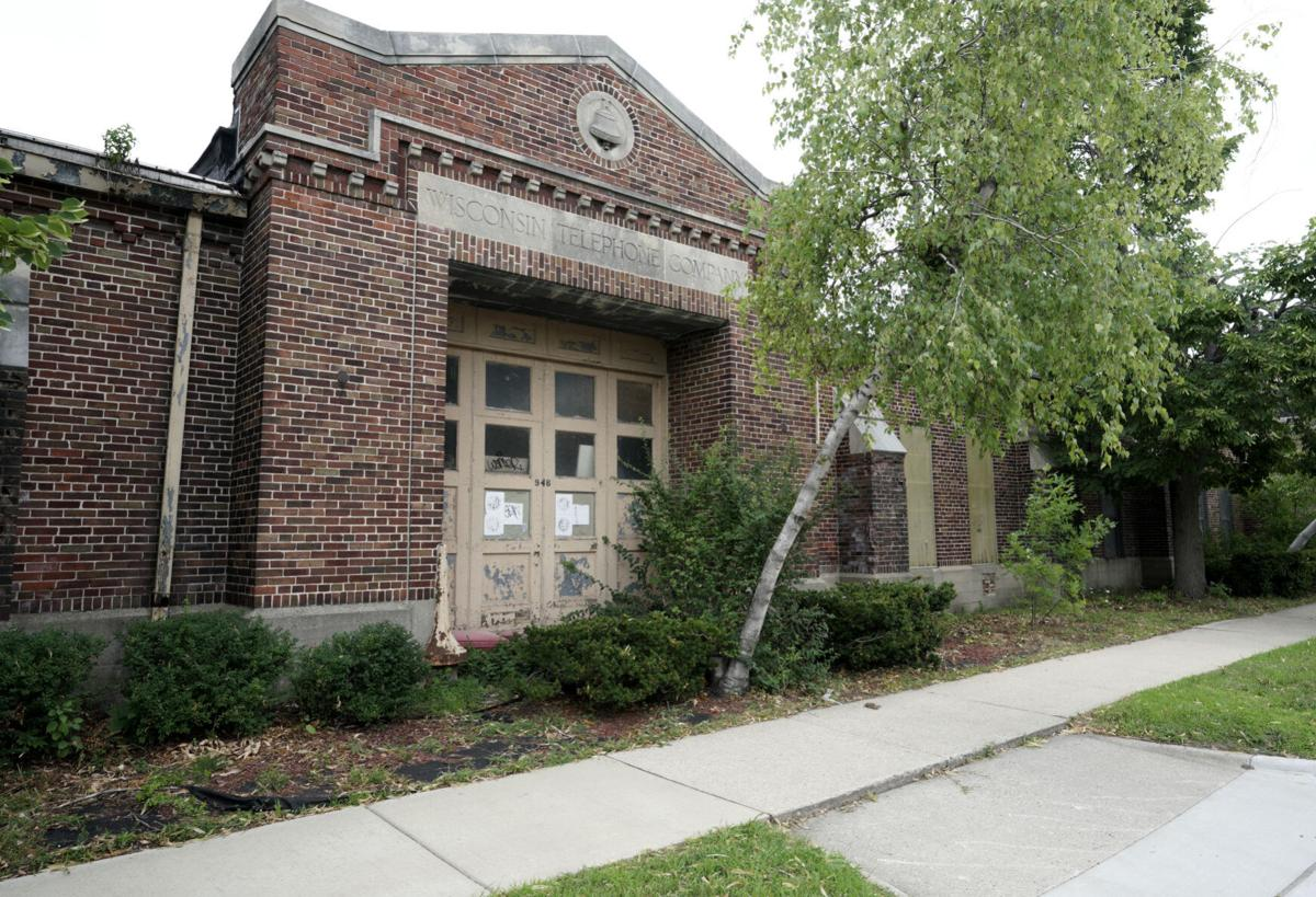 Archipelago Village - Wisconsin Telephone Company Building