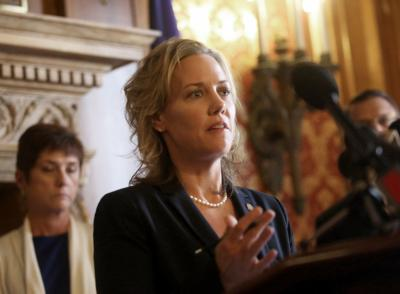 Samantha Kerkman won't run for Ryan's seat