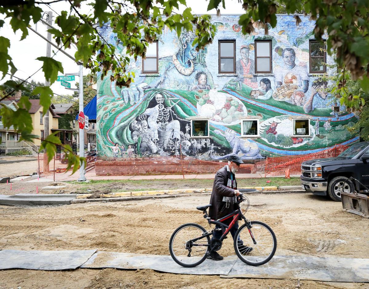 Mifflin Street mural