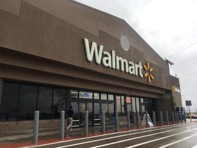 Walmart finishes upgrades