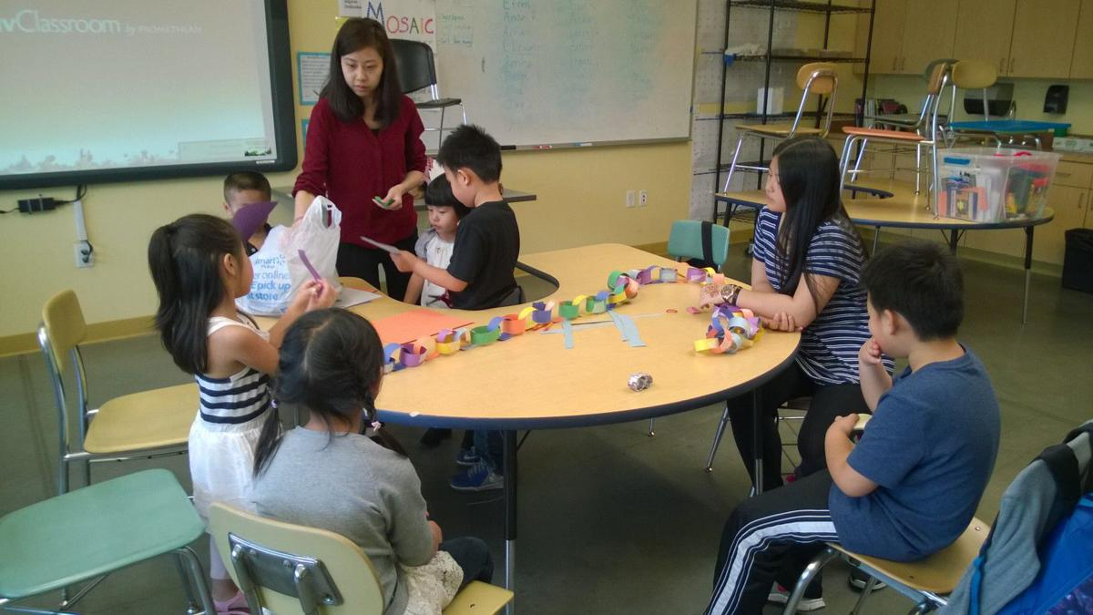 Hmong Language program