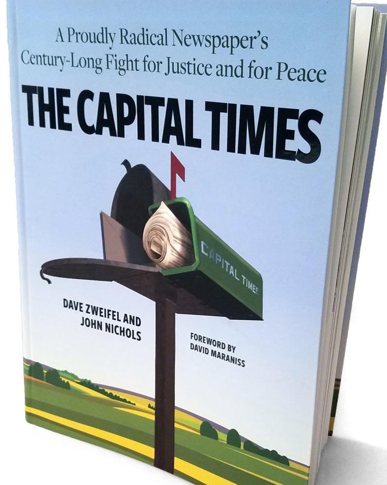 The Capital Times book cover