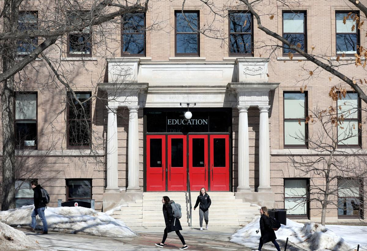 Uw Madisons Science Hall In All Its Red >> Uw Campuses Using Big Data To Predict Students At Risk Of Dropping