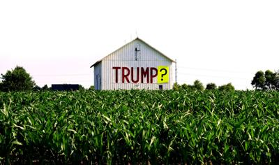 Shaky ground: Amid hardship and uncertainty, some in Trump's rural base are having second thoughts