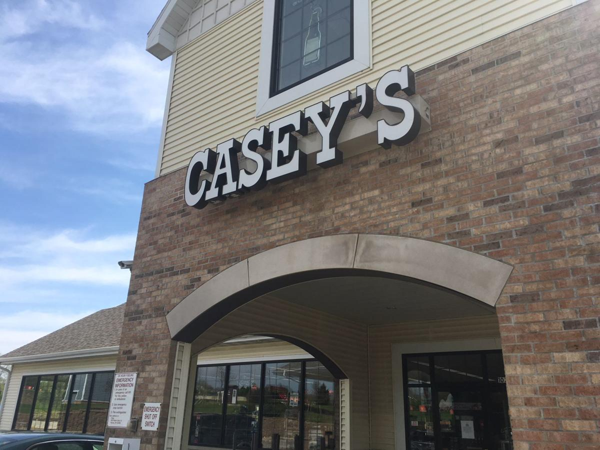 Casey's plans Madison store