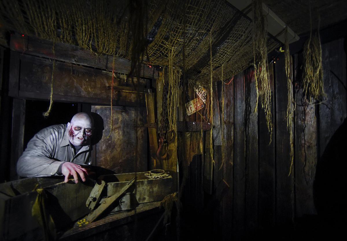 Stalker Haunted Cornfield