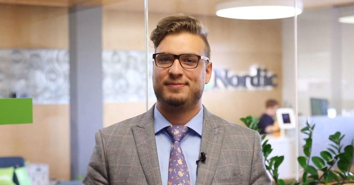 Eric Pennington - Nordic
