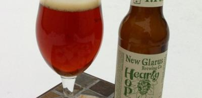 Hop Hearty, New Glarus Brewing Co.
