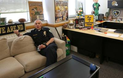 'I feel outnumbered': An interview with Mike Koval as he enters his sixth year as Madison's police chief