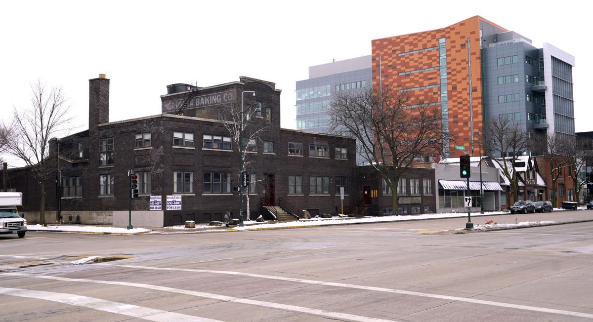 East Washington Avenue development proposal