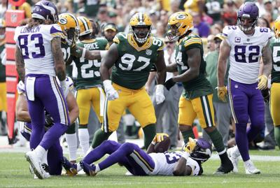 d6469f0c5 Packers  Kenny Clark hopes to still deliver Christmas gifts to kids ...