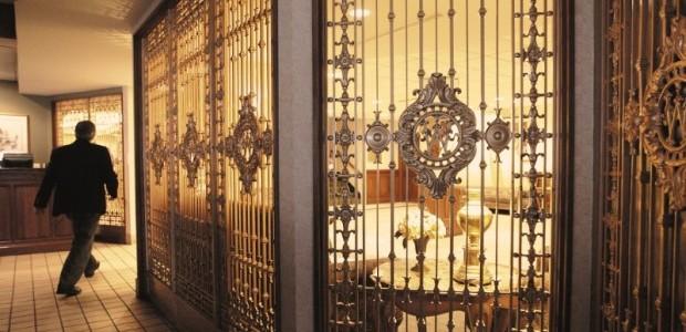 Capitol, elevator doors