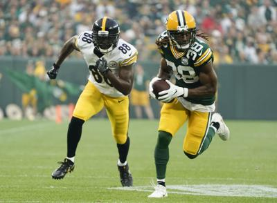 560111107 Packers notes  Ageless Tramon Williams  return to Green Bay begins ...