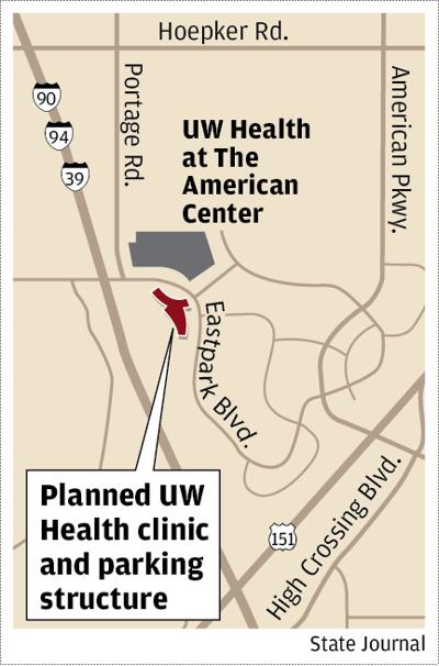 Planned UW Health clinic