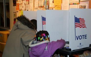Kids voting for favorite superhero (copy)