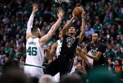 6e894e0057f Bucks star Giannis Antetokounmpo named cover athlete for NBA 2K19 ...