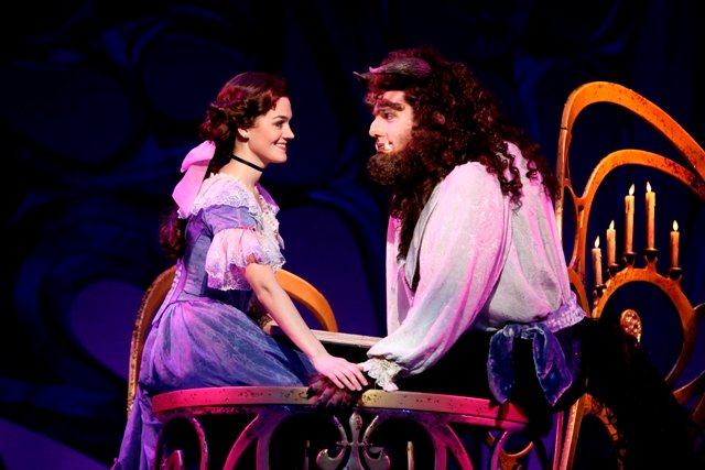 Beauty and the Beast, Belle and Beast, Emily Behny, Dane Agostinis