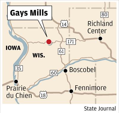 Gays Mills