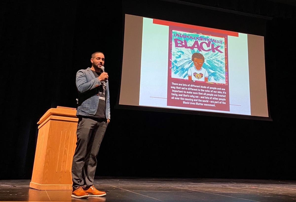 Seattle teacher and activist tells local educators to rebuild school systems to be equitable