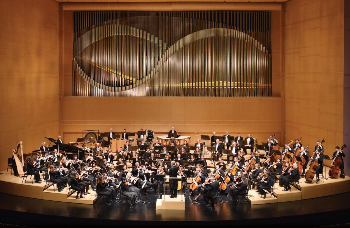 Madison Symphony Orchestra (copy)
