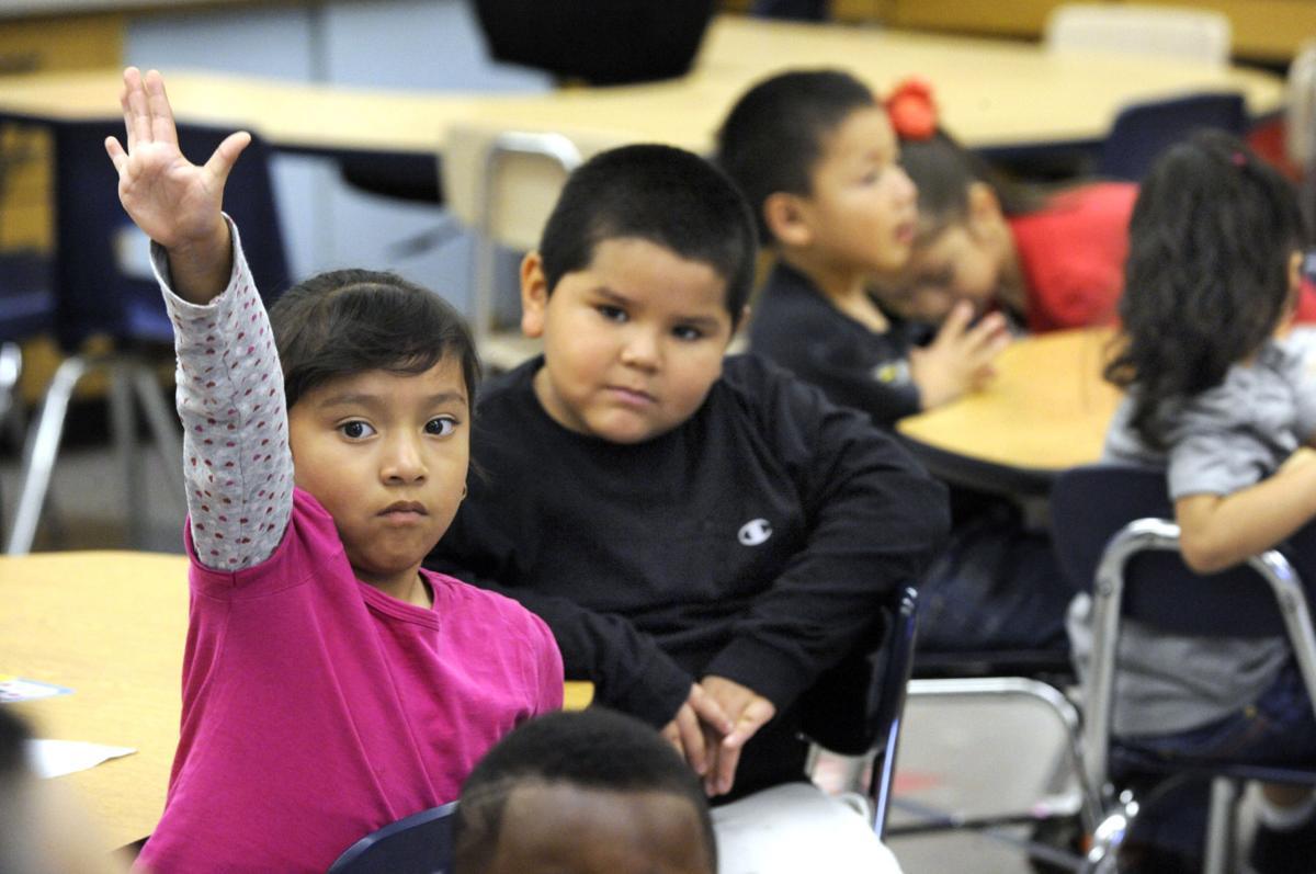Hispanic students in Racine