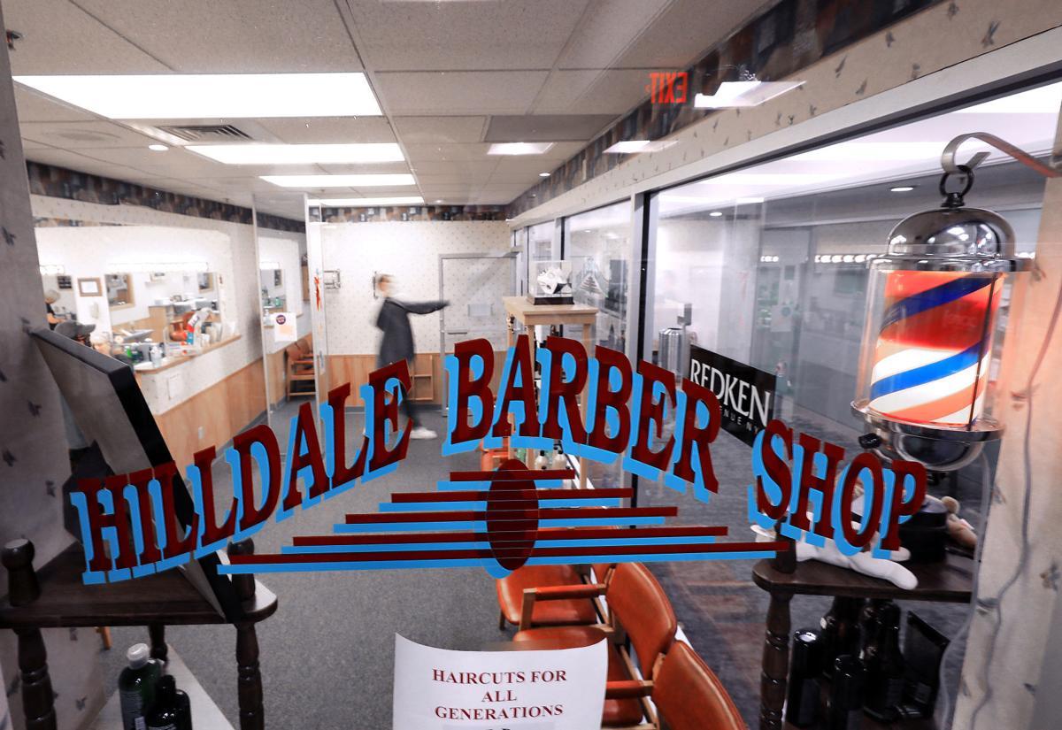 Hilldale Barber Shop