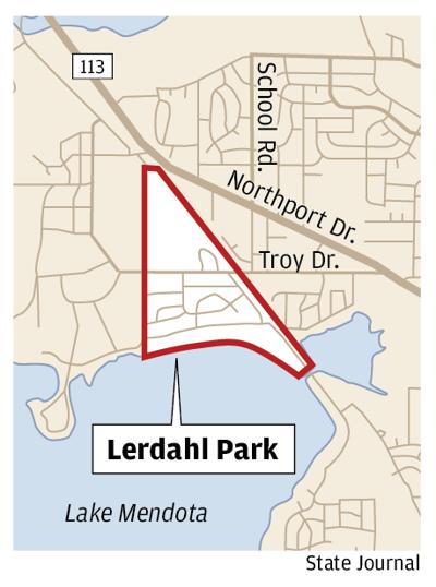 Lerdahl Park neighborhood