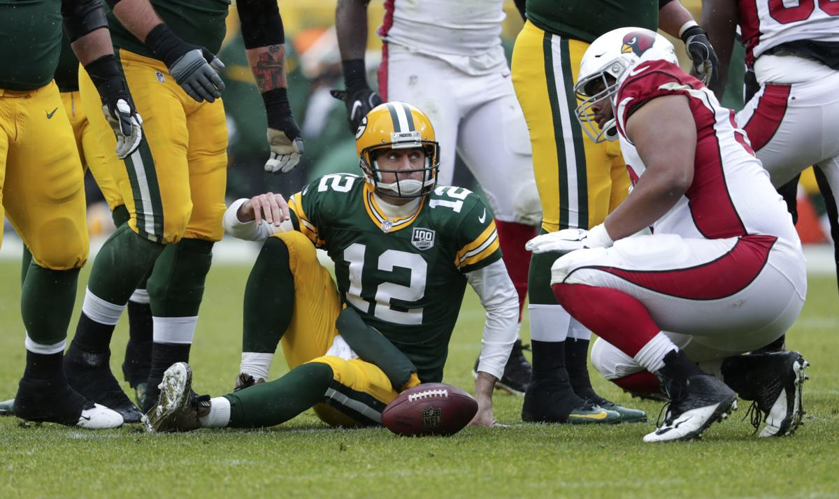 Aaron Rodgers - Packers vs. Cardinals