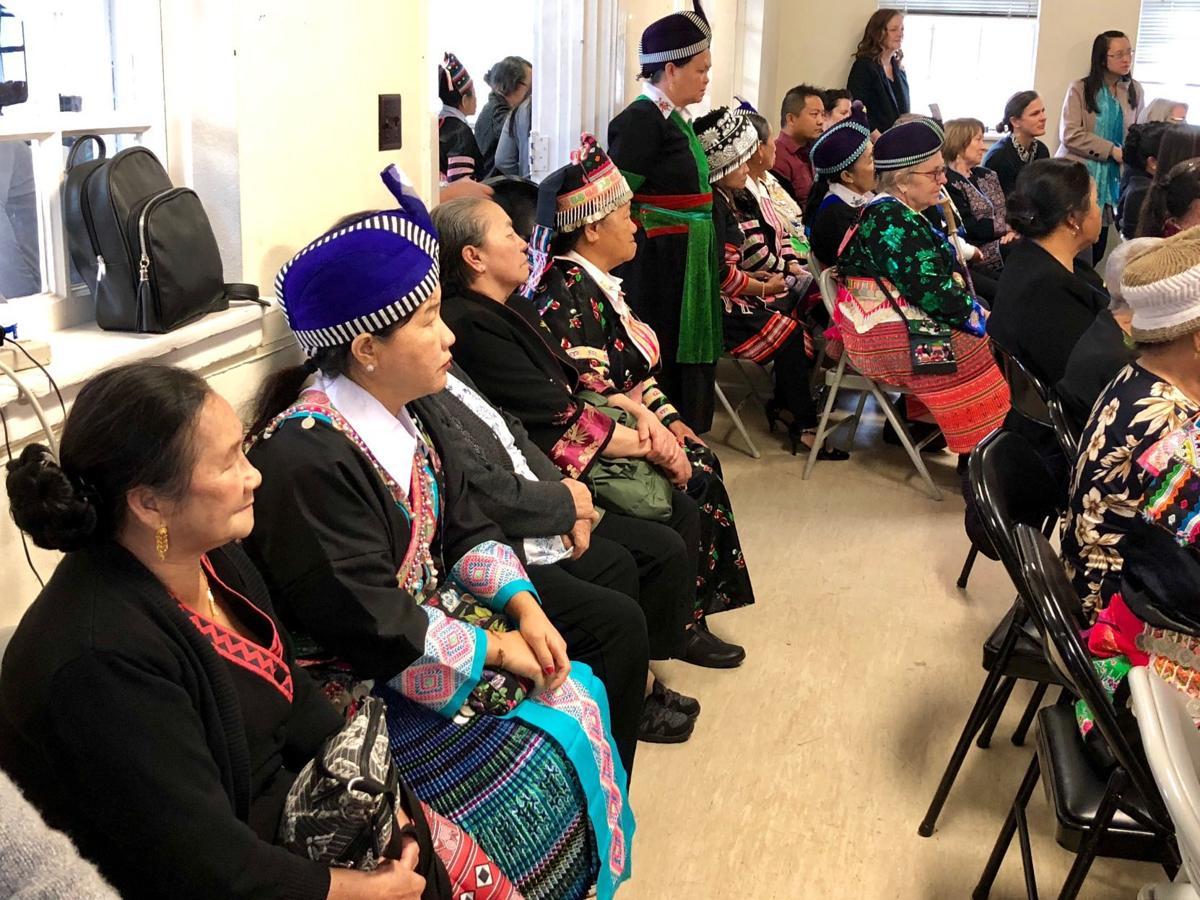Hmong elders