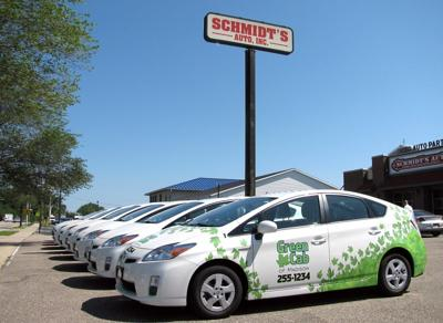 Green Cab Madison >> Green Cab Gets Ready To Take To The Road With Its All Hybrid Taxis