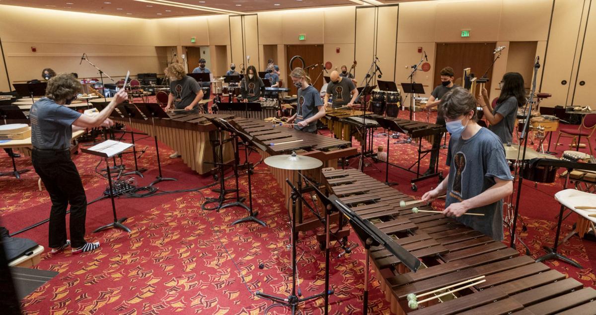 Percussion Extravaganza
