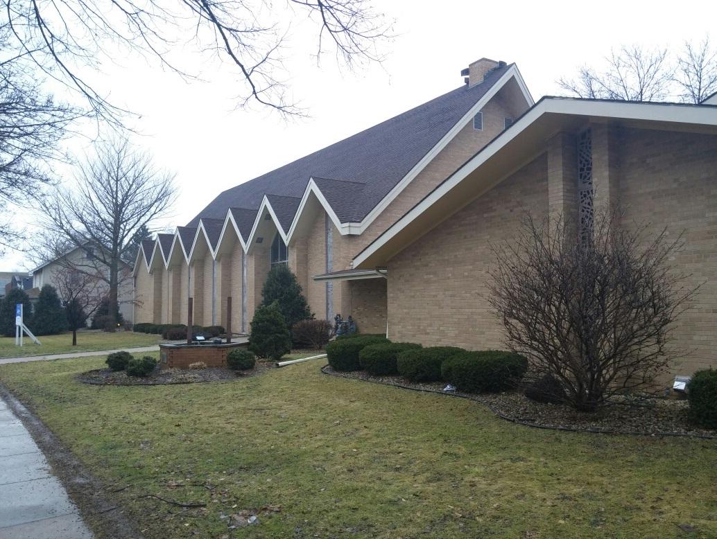 OFS: Holy Cross church