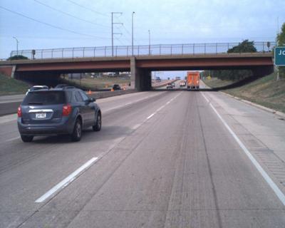 South Towne Drive bridge over Beltline, DOT photo (copy)