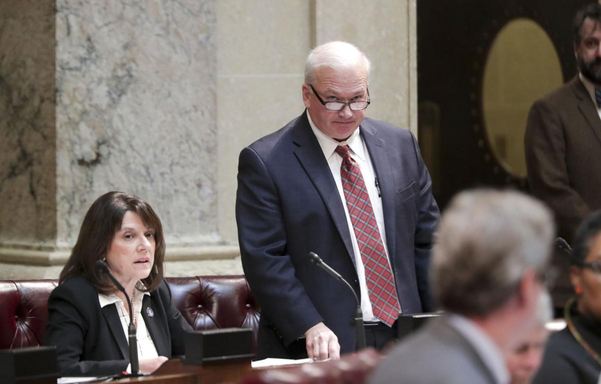 Lawmakers take up lame-duck bills (copy)
