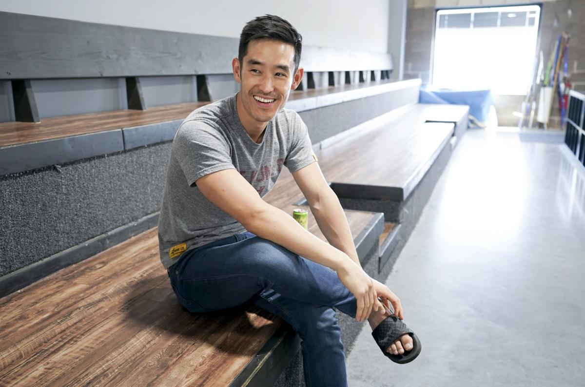 Mike Moh at Moh's Martial Arts