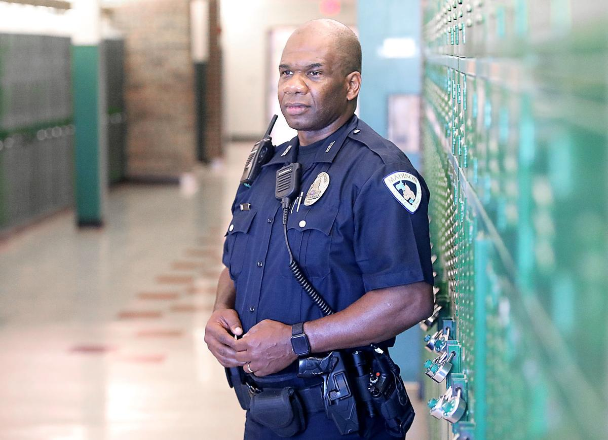 Officer Tray Turner