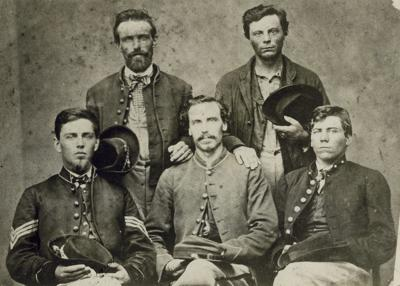 Civil War escapees from Wisconsin