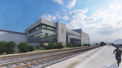 Kohl Center addition rendering