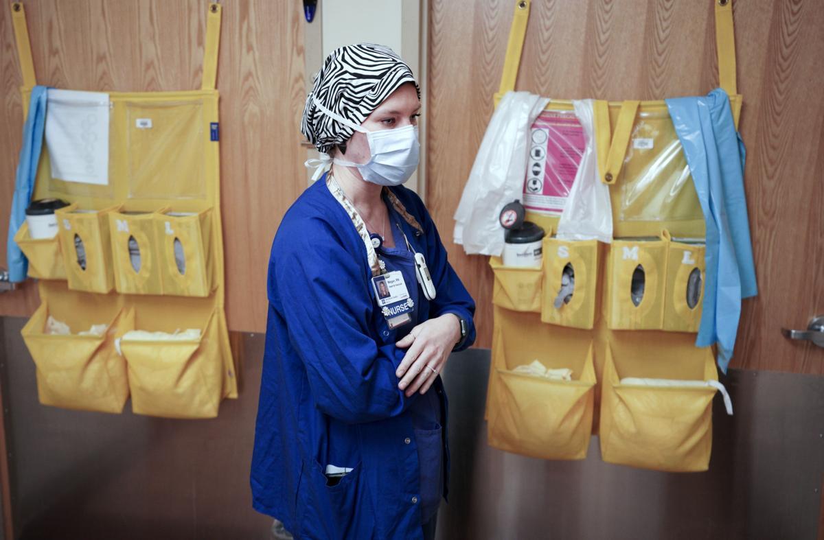 Nurse Megan Mandt