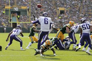 Fit to be tied: Aaron Rodgers toughs out knee injury but result feels 'closer to' a Packers loss