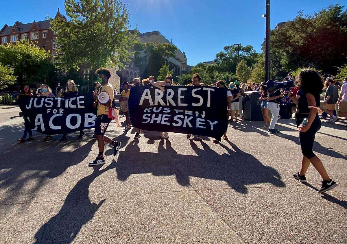 Arrest Shesky