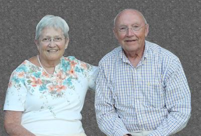 Happy 60th Anniversary Tom and Debbie Bass!