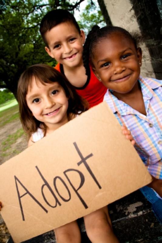 Catholic Charities Adoption Program