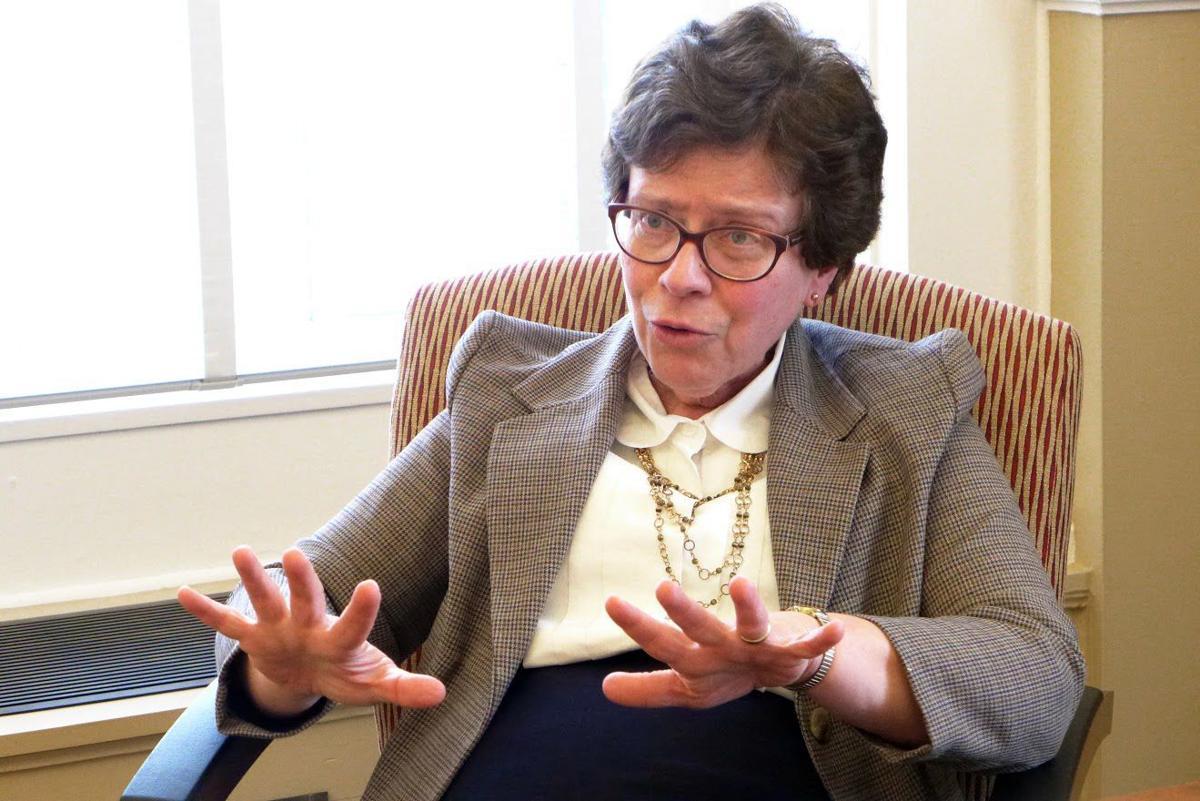 University of Wisconsin-Madison Chancellor Rebecca Blank (copy)